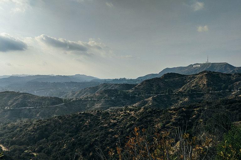Los Angeles hiking trails