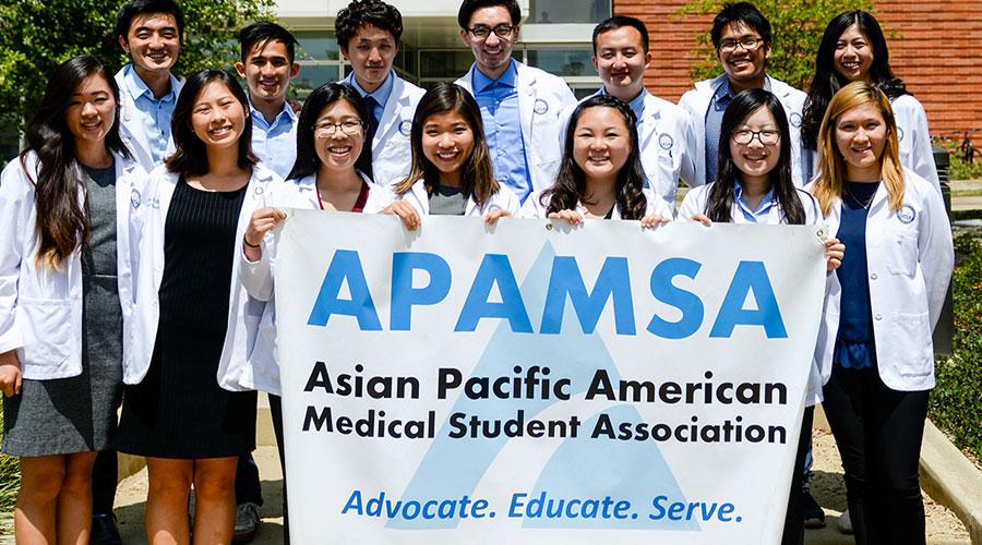 Asian Pacific American Medical Student Association (APAMSA)