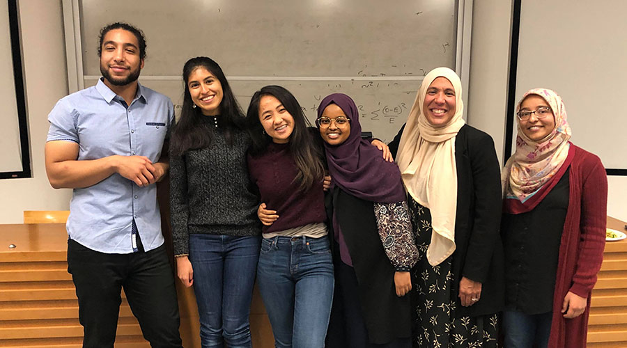 UCLA Muslim Student Union