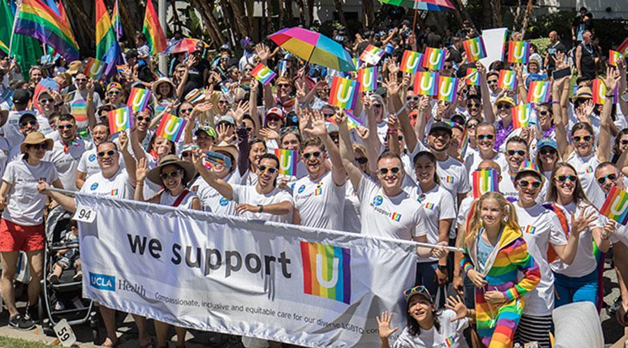 Pride Alliance at DGSOM CDU